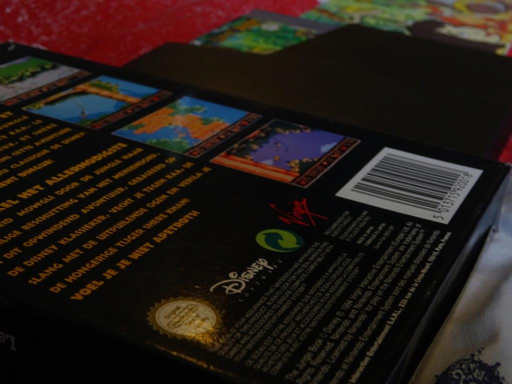 NOUVEAUX ARRIVAGES-Endo's Exposition-Ma collec' de Jeux Vidéos ! Dsc00548