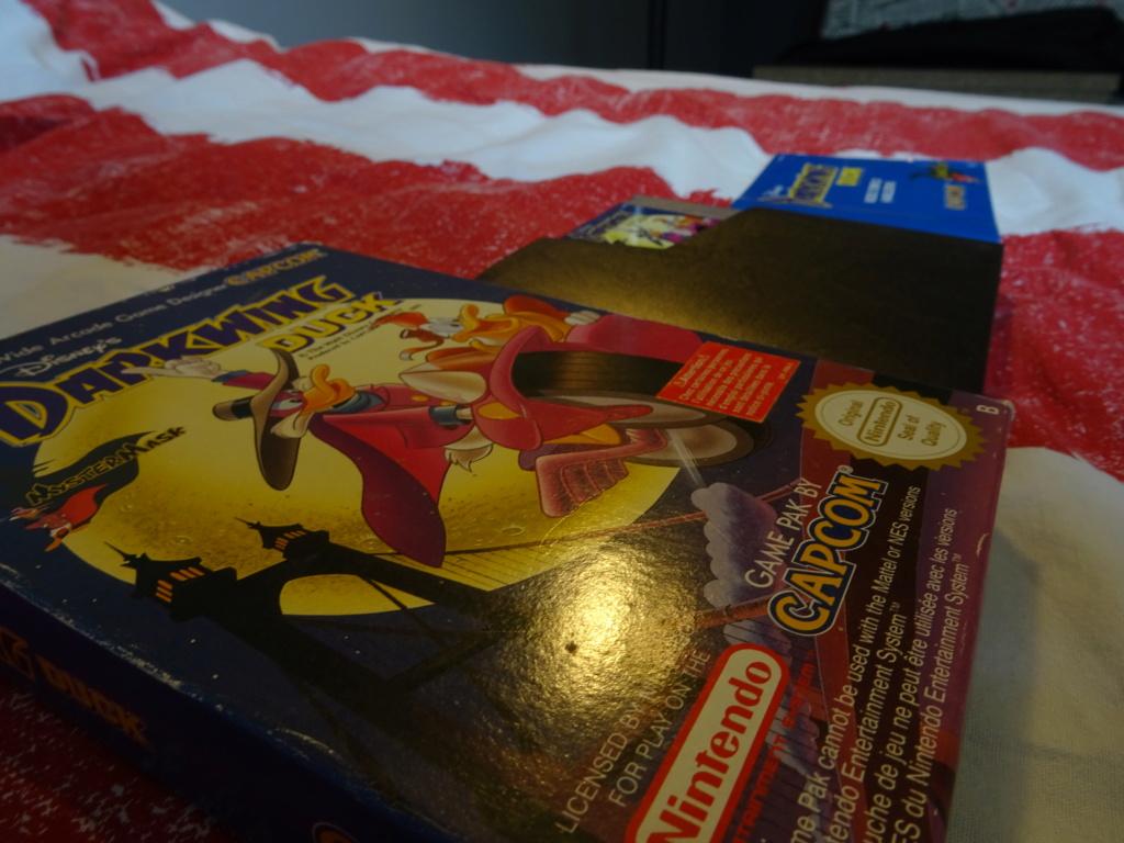 NOUVEAUX ARRIVAGES-Endo's Exposition-Ma collec' de Jeux Vidéos ! Dsc00554
