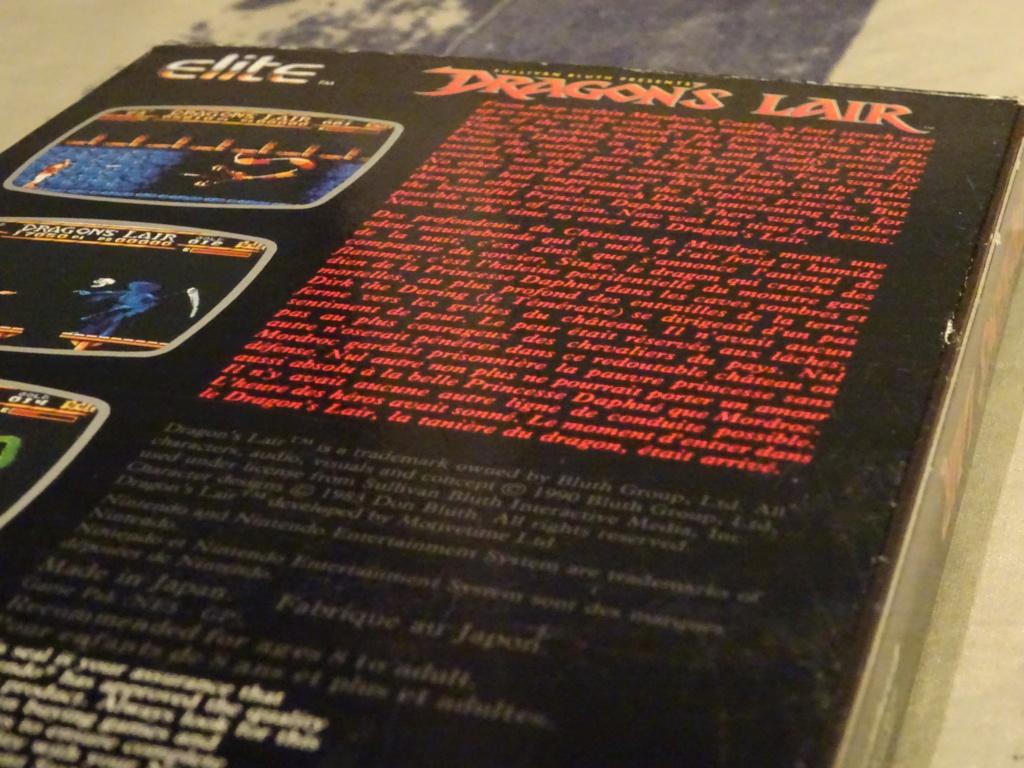 NOUVEAUX ARRIVAGES-Endo's Exposition-Ma collec' de Jeux Vidéos ! Dsc00724