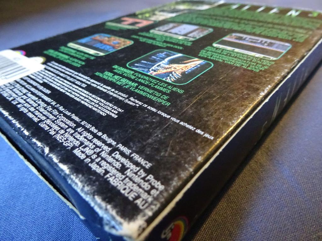 NOUVEAUX ARRIVAGES-Endo's Exposition-Ma collec' de Jeux Vidéos ! Dsc00912