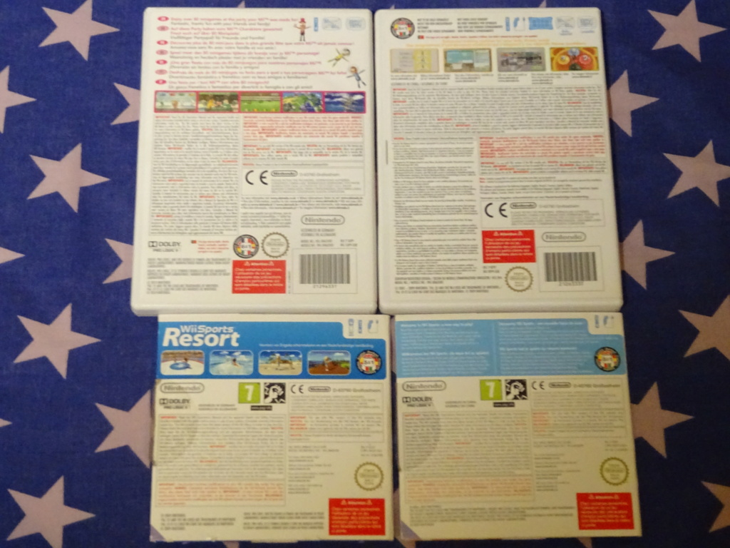 NOUVEAUX ARRIVAGES-Endo's Exposition-Ma collec' de Jeux Vidéos ! - Page 2 Dsc00924