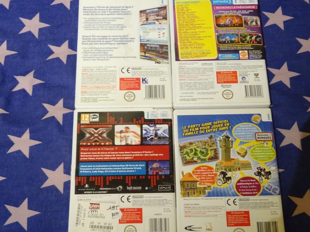 NOUVEAUX ARRIVAGES-Endo's Exposition-Ma collec' de Jeux Vidéos ! - Page 2 Dsc00929