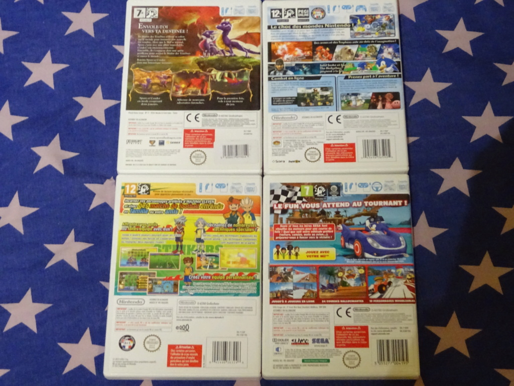 NOUVEAUX ARRIVAGES-Endo's Exposition-Ma collec' de Jeux Vidéos ! - Page 2 Dsc00930