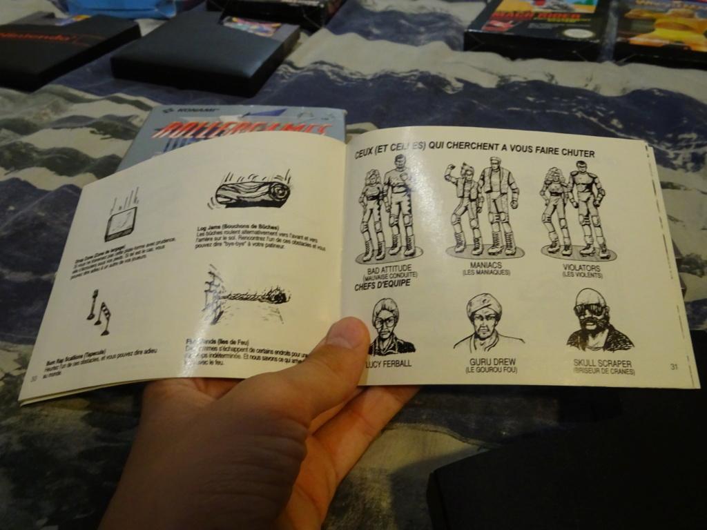 NOUVEAUX ARRIVAGES-Endo's Exposition-Ma collec' de Jeux Vidéos ! - Page 2 Dsc01019