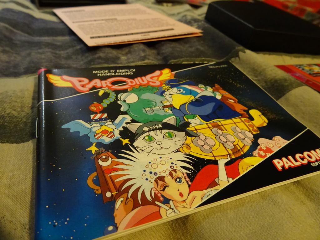 NOUVEAUX ARRIVAGES-Endo's Exposition-Ma collec' de Jeux Vidéos ! - Page 2 Dsc01033