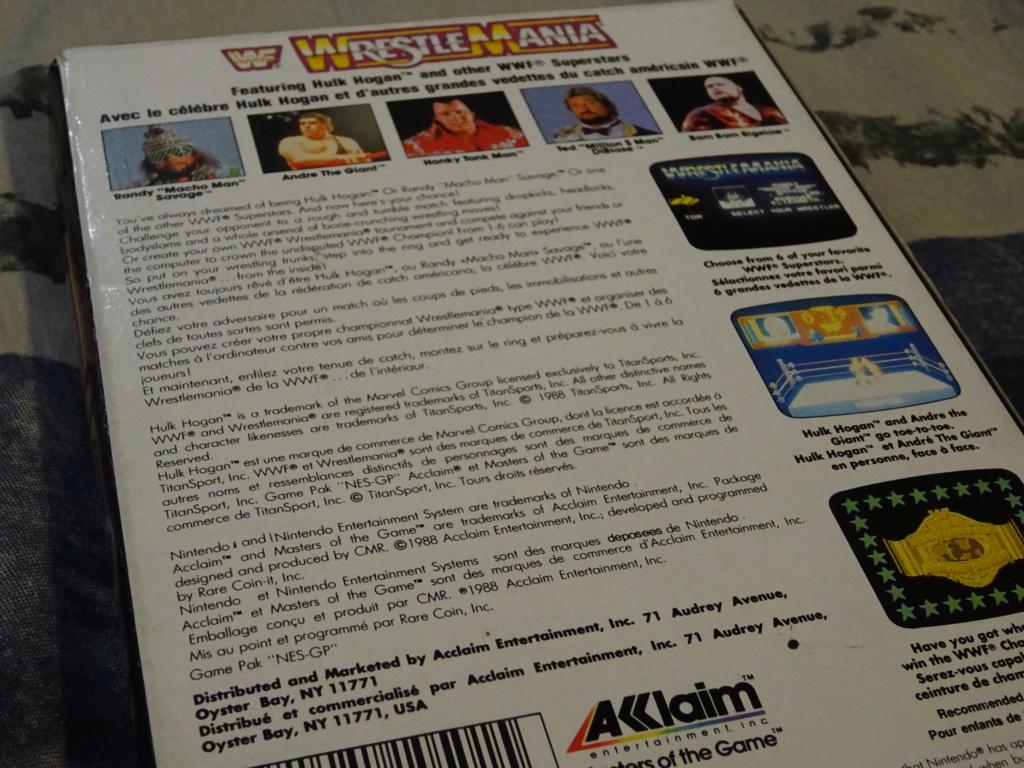 NOUVEAUX ARRIVAGES-Endo's Exposition-Ma collec' de Jeux Vidéos ! - Page 2 Dsc01054