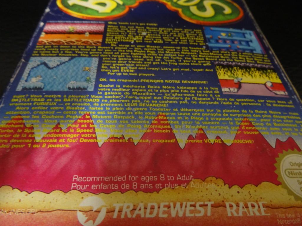 NOUVEAUX ARRIVAGES-Endo's Exposition-Ma collec' de Jeux Vidéos ! - Page 2 Dsc01119