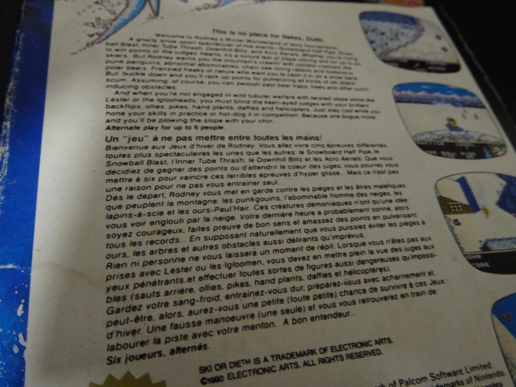 NOUVEAUX ARRIVAGES-Endo's Exposition-Ma collec' de Jeux Vidéos ! - Page 2 Dsc01132