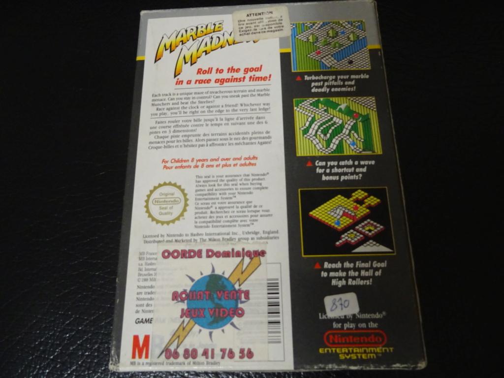 NOUVEAUX ARRIVAGES-Endo's Exposition-Ma collec' de Jeux Vidéos ! - Page 2 Dsc01145