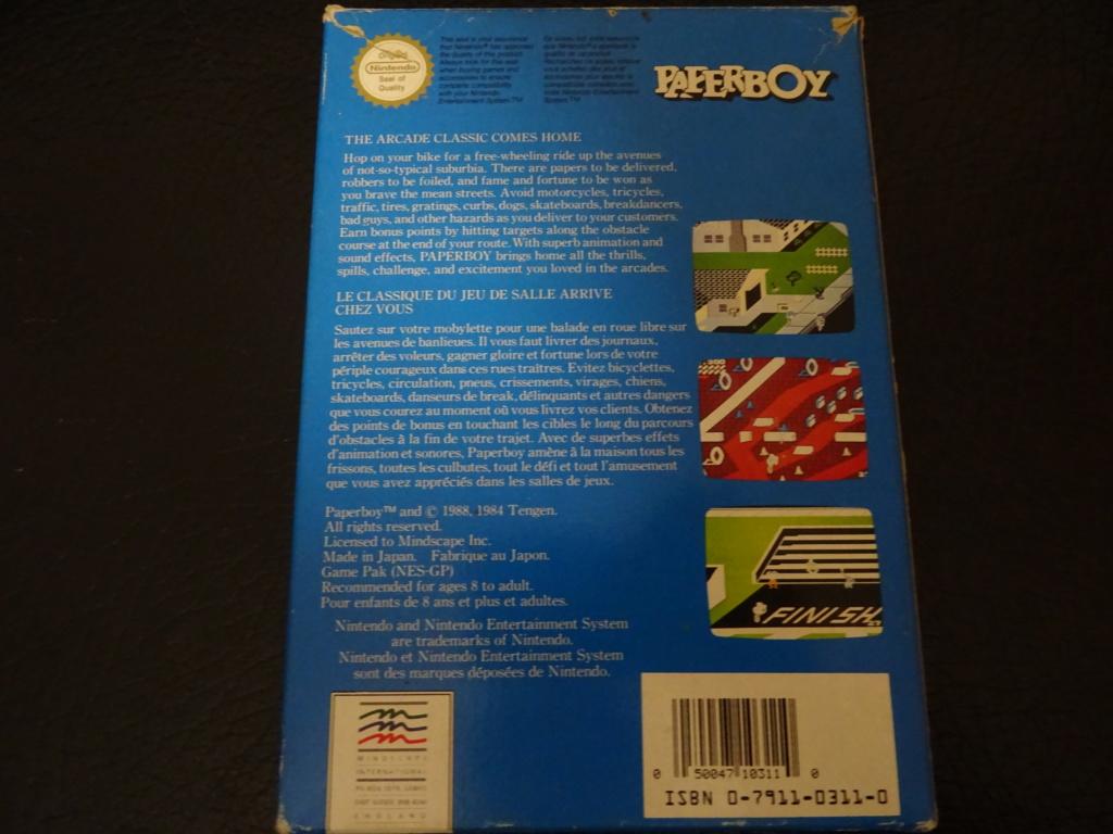 NOUVEAUX ARRIVAGES-Endo's Exposition-Ma collec' de Jeux Vidéos ! - Page 2 Dsc01166