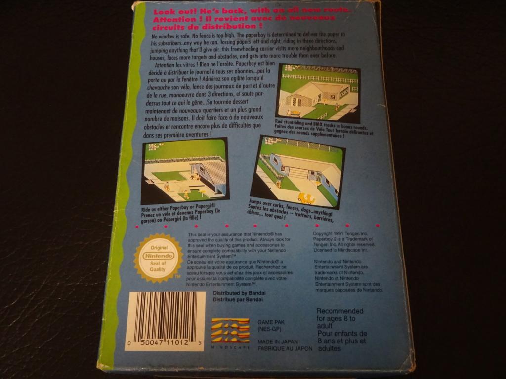 NOUVEAUX ARRIVAGES-Endo's Exposition-Ma collec' de Jeux Vidéos ! - Page 2 Dsc01169