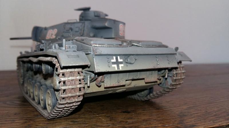 Panzer III Ausf L [Tamiya] 20190231