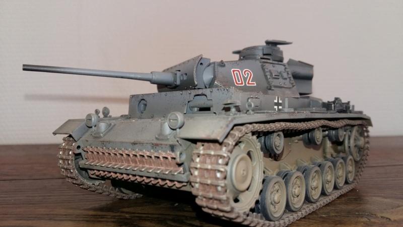Panzer III Ausf L [Tamiya] 20190233