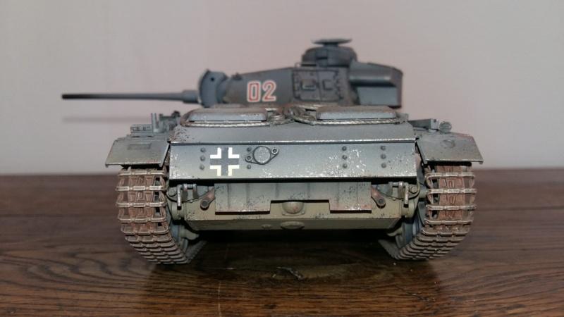 Panzer III Ausf L [Tamiya] 20190234