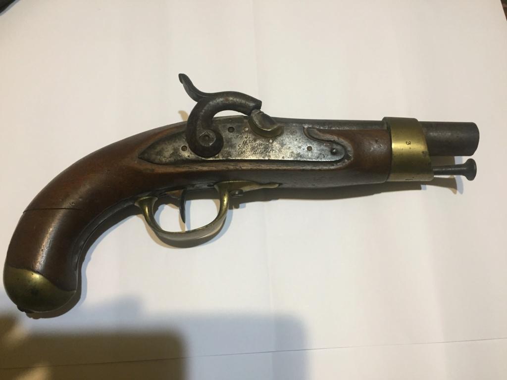 Identification Pistolet manufacture de st étienne Img_8710