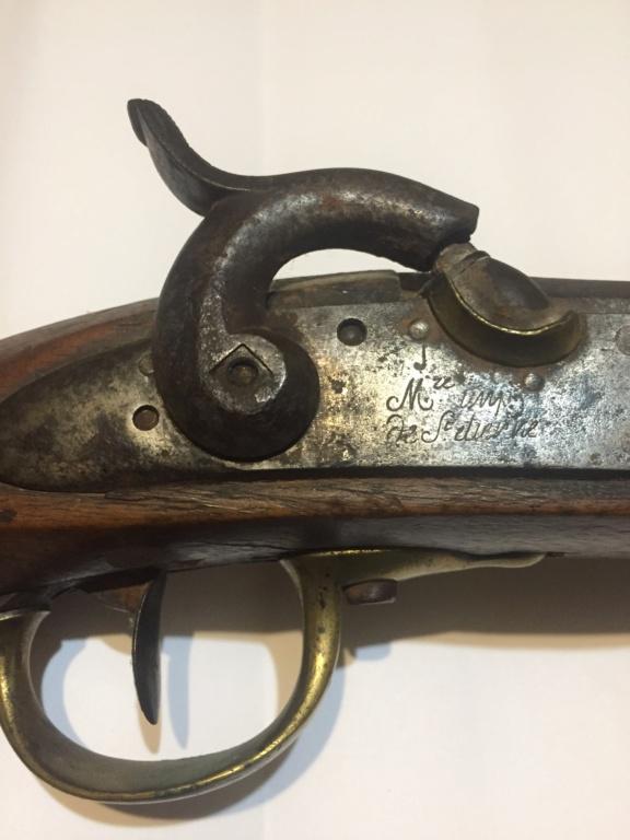 Identification Pistolet manufacture de st étienne Img_8712