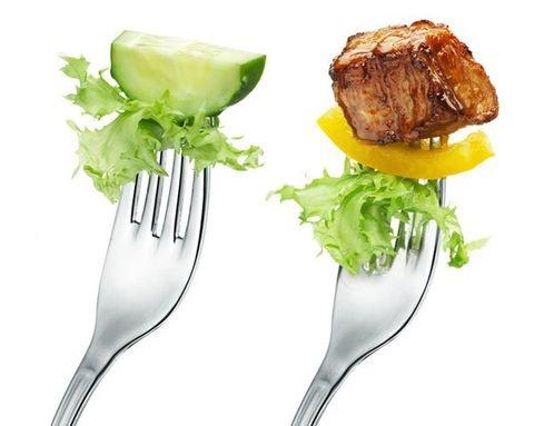 Vegjetarianët janë më pak të shëndetshëm se konsumuesit e mishit 20190109