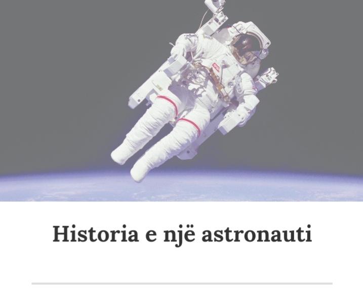 Shkence:Historia e një astronauti 20190111
