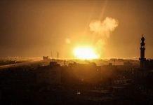 Lajme Ditore: linaLajmet  Izraeli kryen sulme ajrore në Gaza 20190390