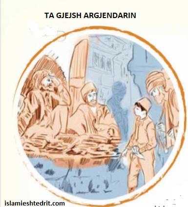 Të gjesh argjendarin (Tregim islam) Argjen10