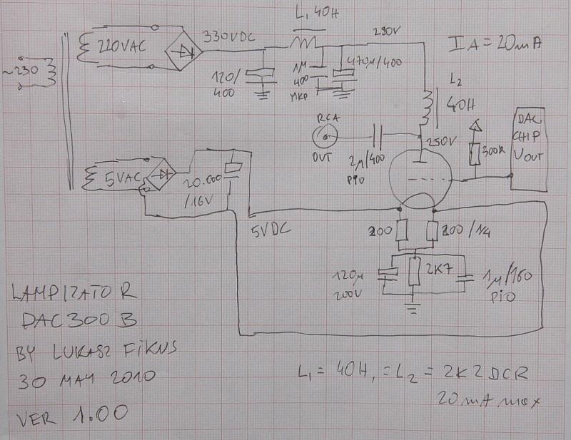 DAC DIY avec Module R2R 24Bit 300b-d10