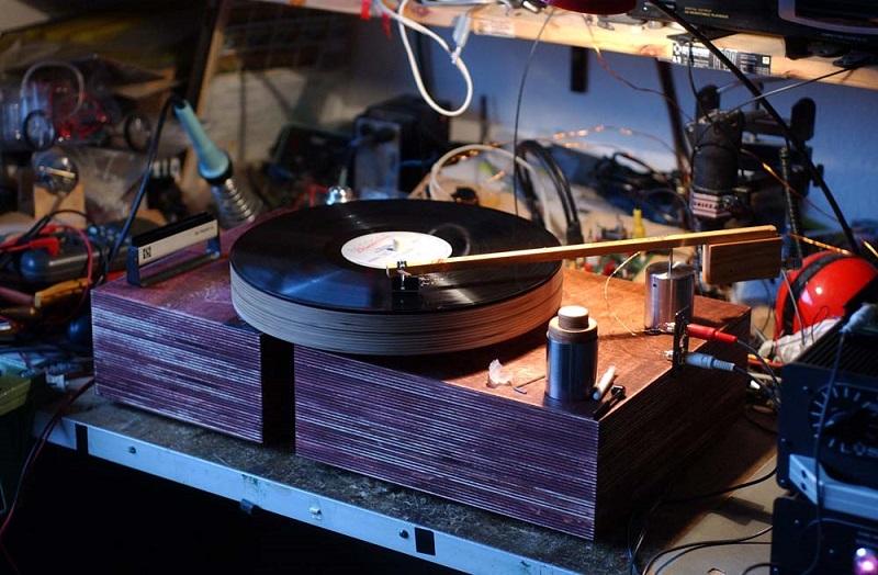 Platine Vinyle DIY Altman10