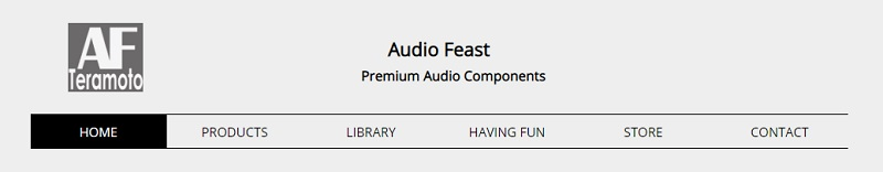 Audio Feast Premium Audio Components Audio_12