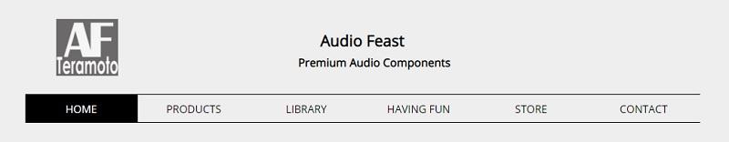 Audio Feast Premium Audio Components Audio_12