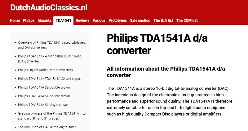 TDA1541A S7 Attention fake ! B_vari12