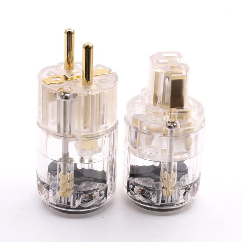 Câble secteur DIY Fiches10