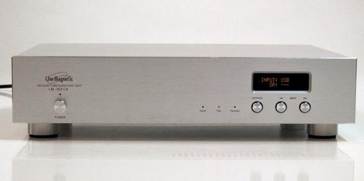 Line Magnetic LM-502CA Dual output 32/192K Line-m12