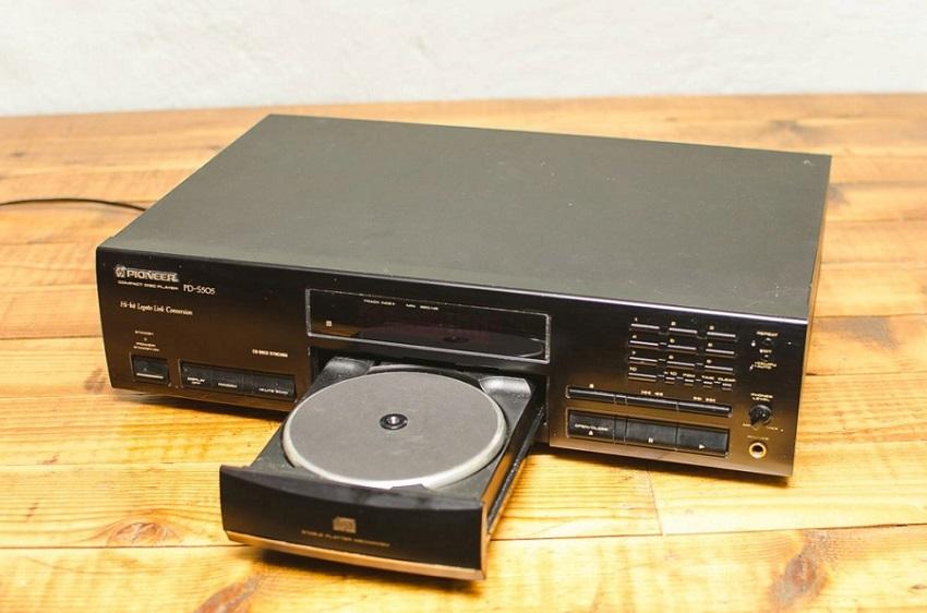 Lecteur CD PIONEER PD-S 505 Pionee10