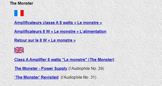 """Tweak Ampli Le """" Monstre """" de Jean Hiraga  Site_l10"""