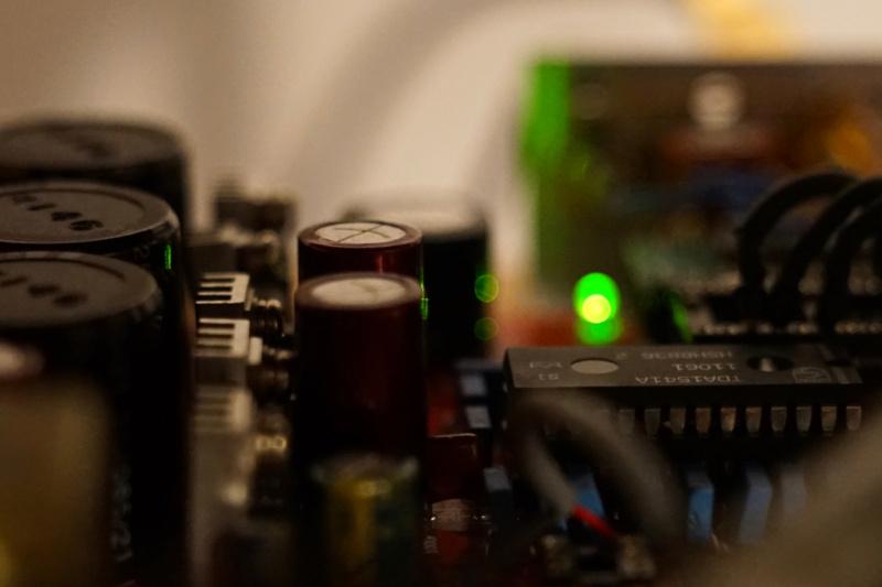 Le DAC TDA1541A de JE Labs Tda15411