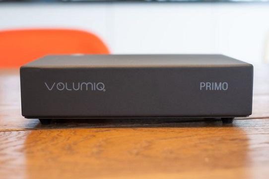 Streamer Volumio Primo  Test_s11