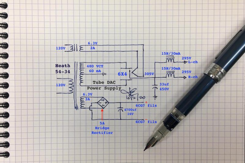 Le DAC TDA1541A de JE Labs Tubeda11