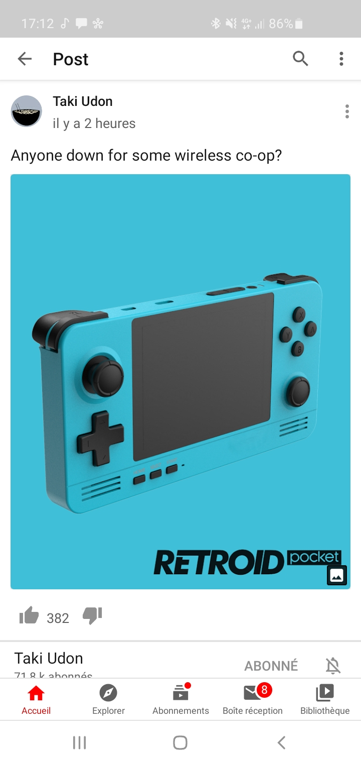 Retroid Pocket version 2 !! Screen13