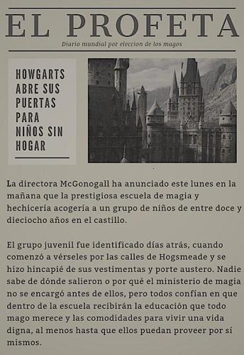 Harry Potter Verse - Inicio Profet12