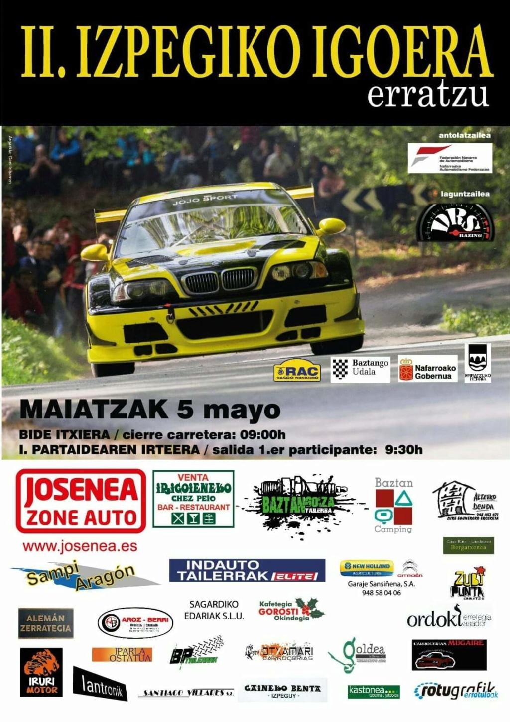 Campeonatos de Montaña Nacionales e Internacionales (FIA European Hillclimb, Berg Cup, MSA British Hillclimb, CIVM...) - Página 26 Fb_img10