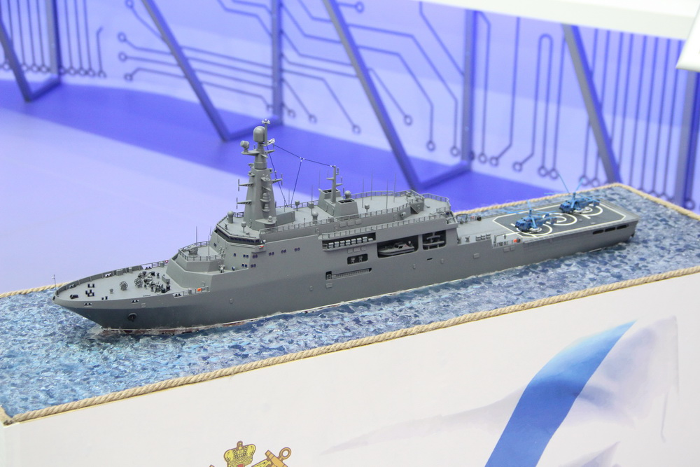 """Project 11711: """"Ivan Gren"""" class - Page 31 23-99711"""