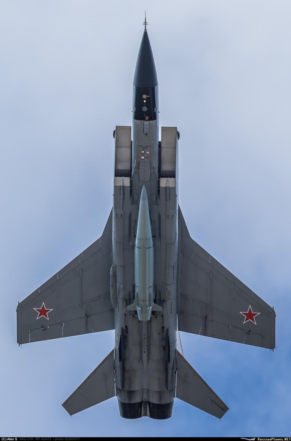 MiG-31BM/Κ Interceptor/Attack aircraft: News - Page 34 28507710