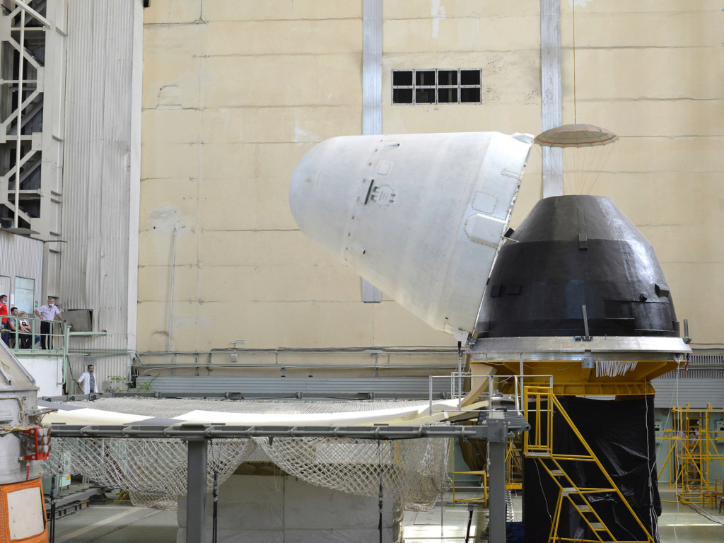 Russian Launch Vehicles and their Spacecraft: Thoughts & News - Page 26 42526710