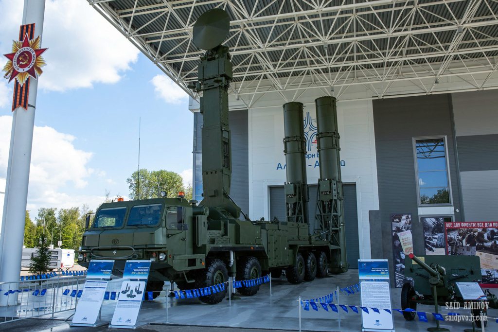 S-300/400 News [Russian Strategic Air Defense] #3 - Page 32 Evasry10