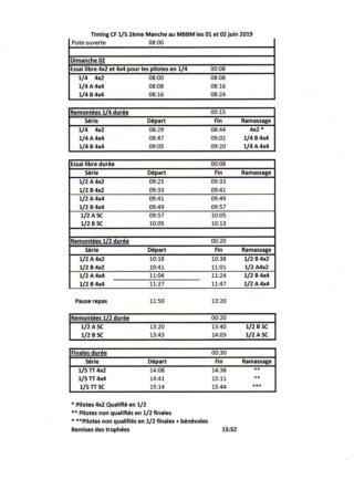 3 éme Manches du CF 1/5 au MBBM séries et timing  Img16811