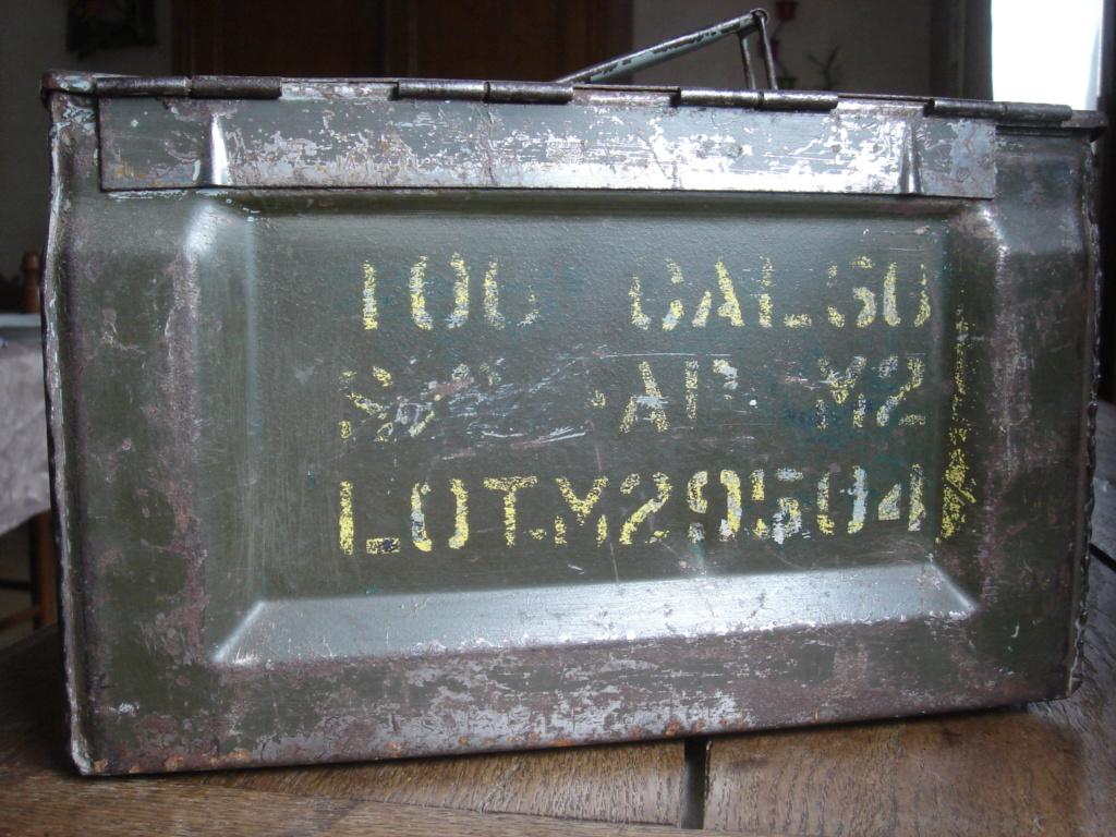 Caisse à munitions US Ammuni13