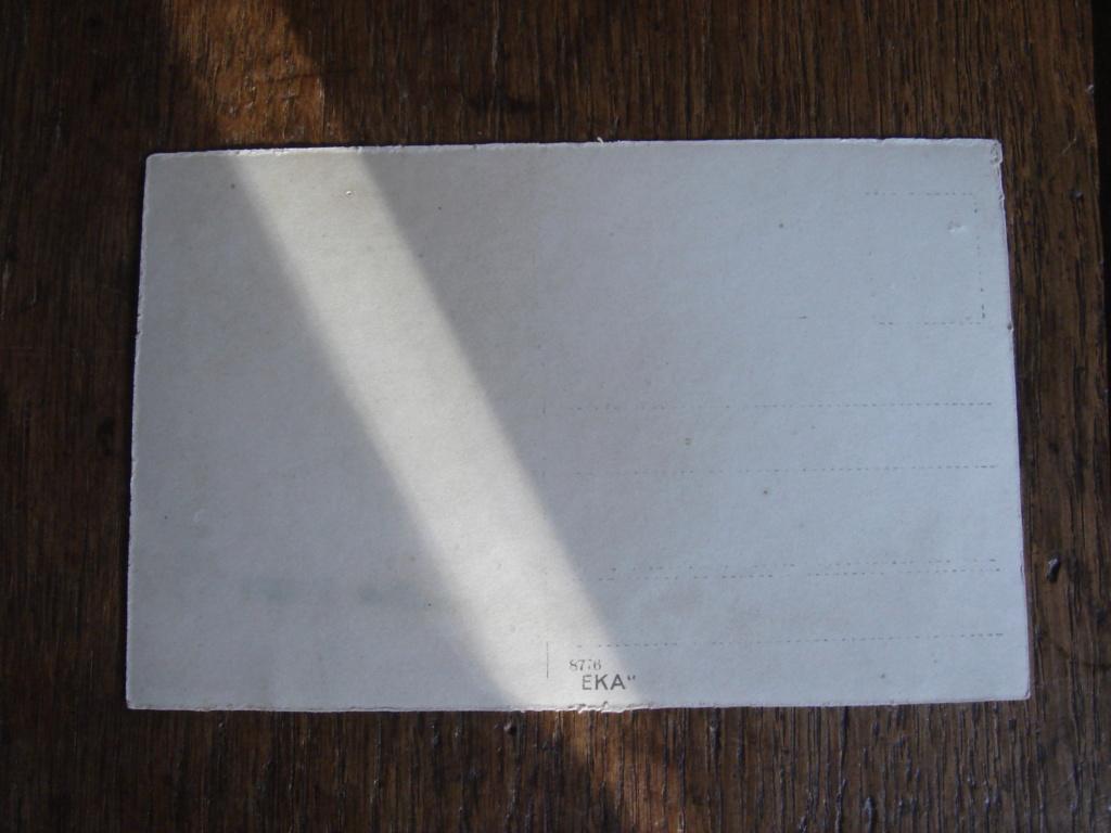 Carte postale chasseur alpin Postal11