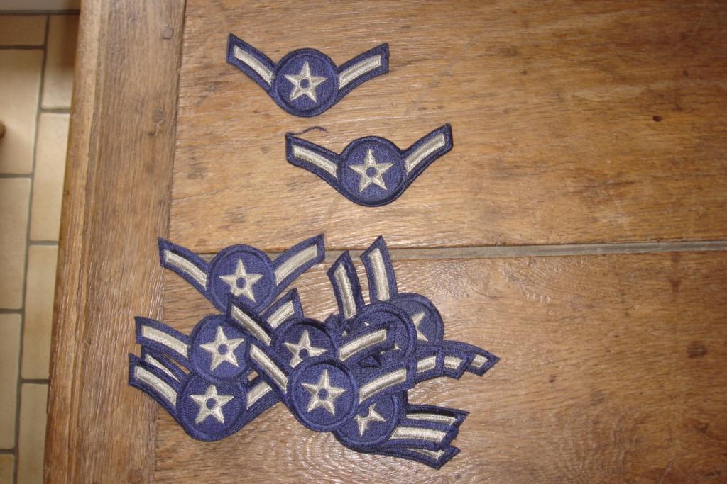 Grade US AIR FORCE post-war Us_air10