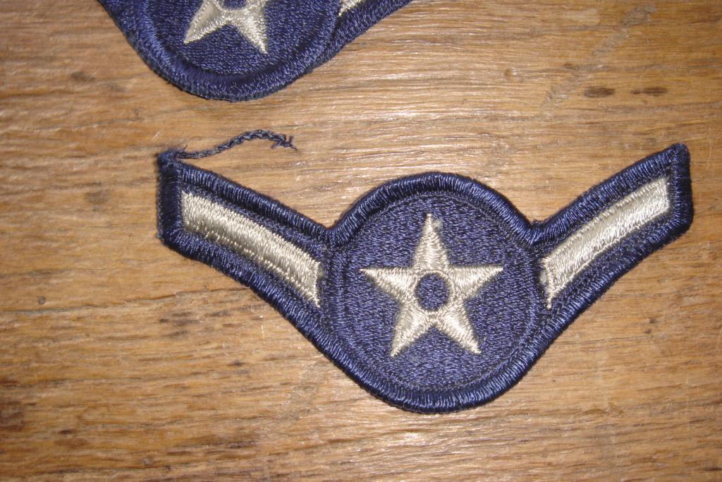 Grade US AIR FORCE post-war Us_air11
