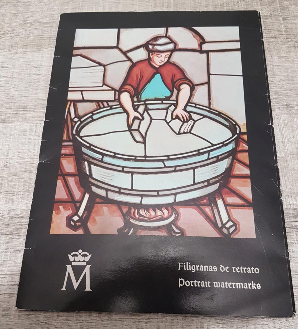 Marcas de agua , pruebas , filigranas fnmt 20190712