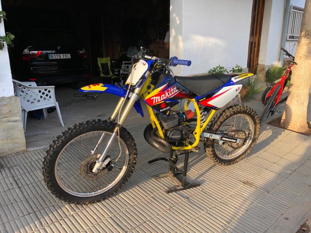 Reinterpretación de Suzuki DR Big 50 Drbig510